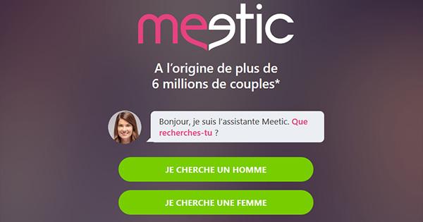 Meetic, le site de rencontre idéal pour trouver l'âme soeur