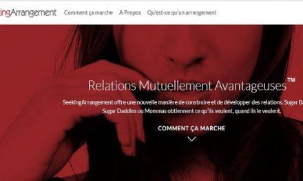 Avis Seeking Arrangement, le site idéal pour du sugar love