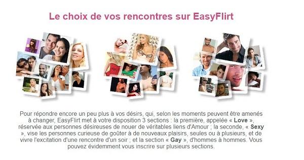 Avis EasyFlirt