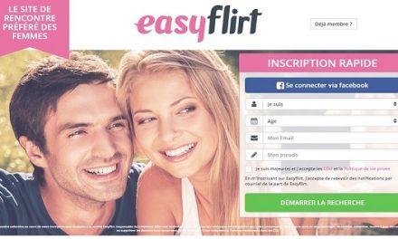 Avis EasyFlirt, un site de rencontre phare en 2019